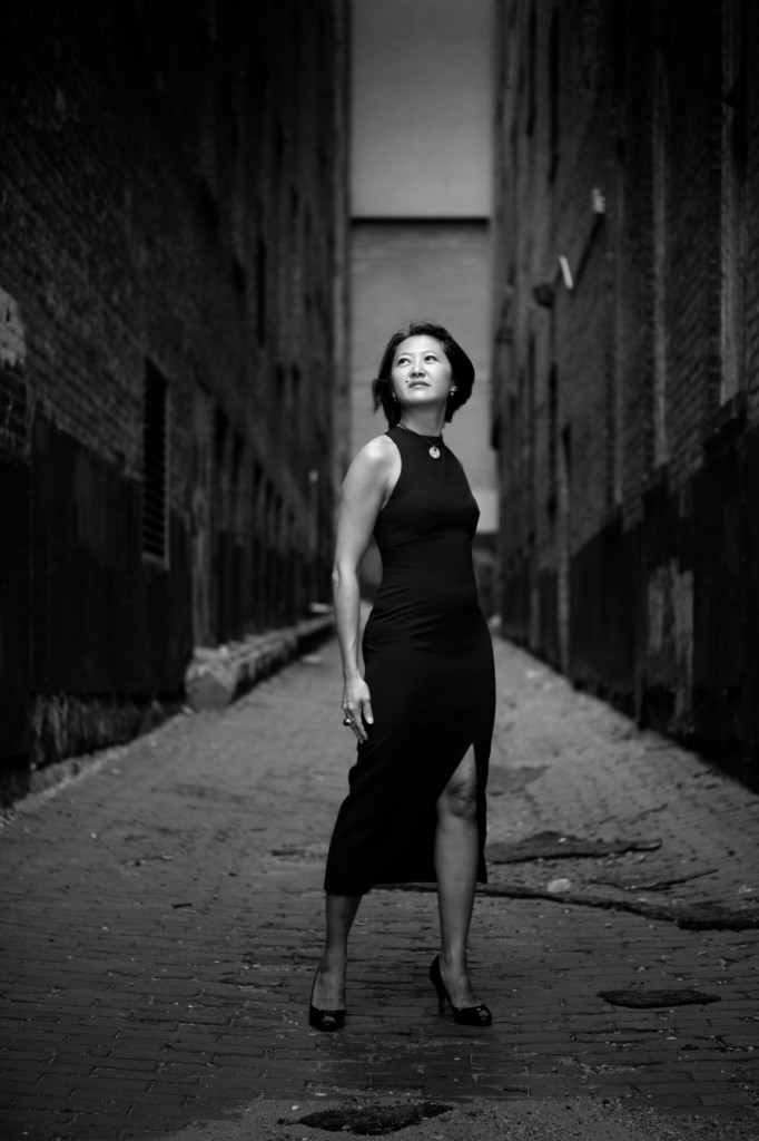 Women's Portrait, Black and White Fine Art Photography, St Paul Photographer