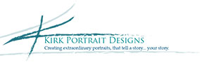 Kirk Portrait Designs Logo